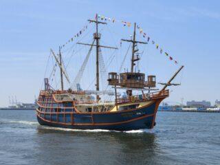 帆船型観光船 サンタマリア 会場写真 - 1