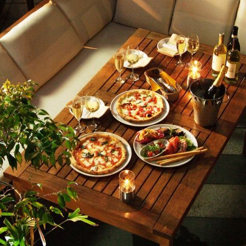 PIZZA SALVATORE CUOMO&BAR 永田町 会場写真 - 7