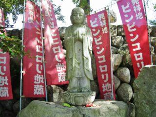 ピンピンコロリ地蔵(瑠璃寺) 会場写真 - 1