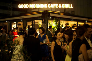 GOOD MORNING CAFE&GRILL 虎ノ門 会場写真 - 5