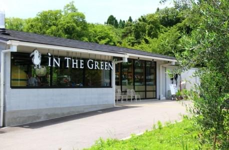 IN THE GREEN 会場写真 - 1