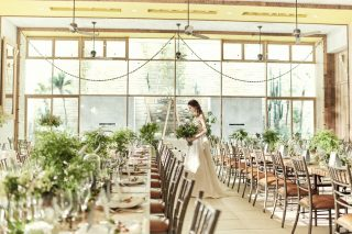 THINGS Aoyama Organic Garden.dth 会場写真 - 3