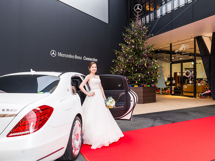 Mercedes-me TOKYO UPSTAIRS 会場写真 - 2
