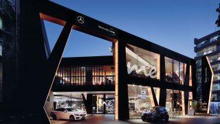 Mercedes-me TOKYO UPSTAIRS 会場写真 - 1