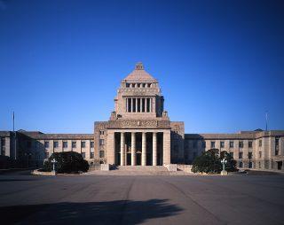 国会議事堂(参議院)見学 会場写真 - 1