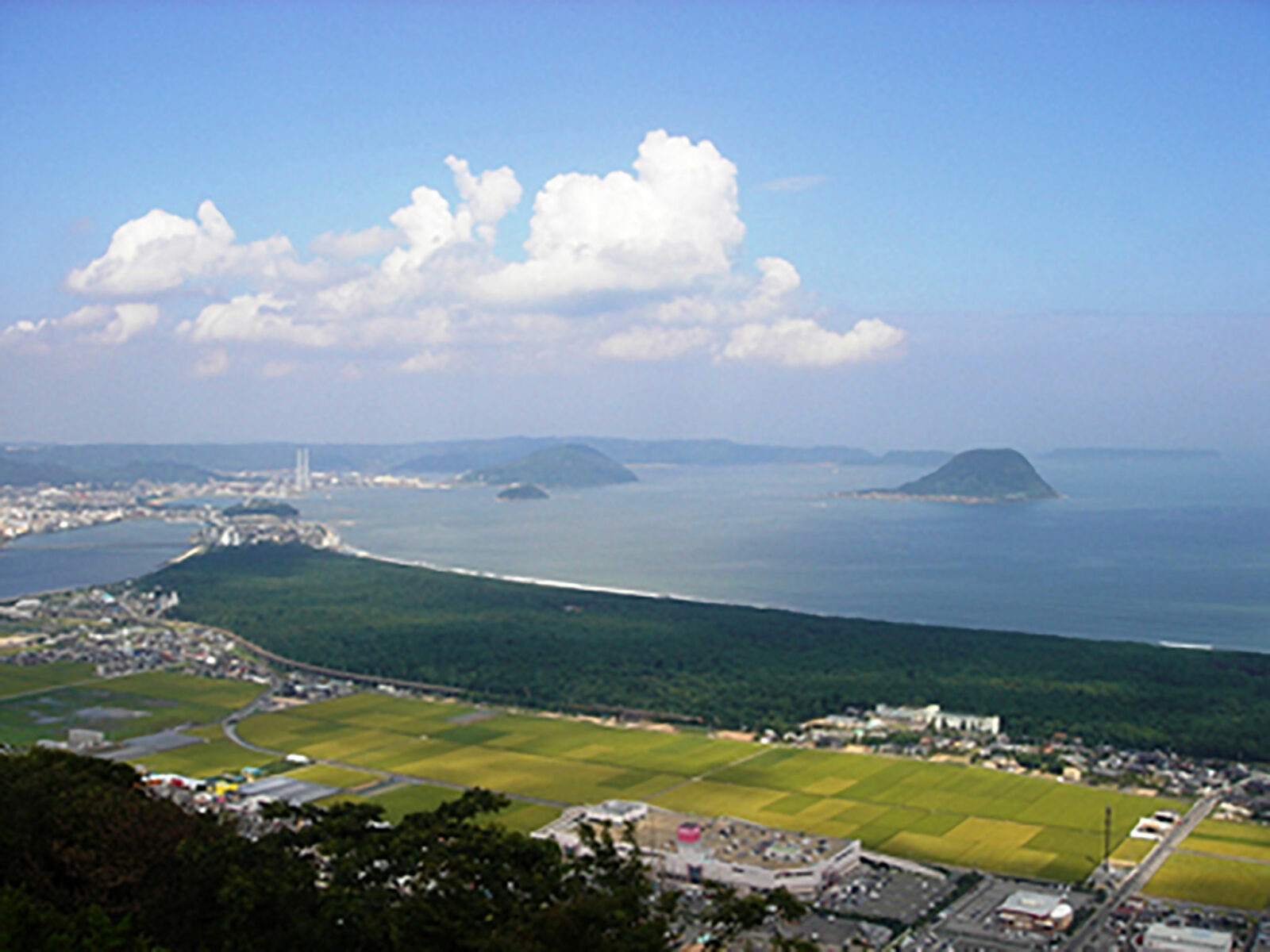 虹の松原 会場写真 - 1