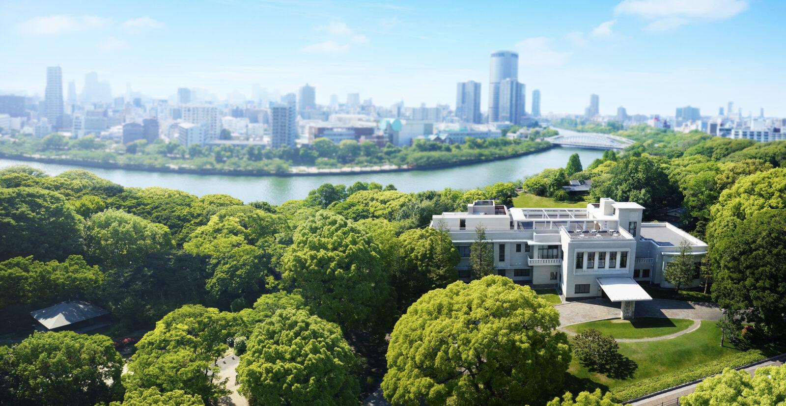 ザ・ガーデンオリエンタル大阪 会場写真 - 1